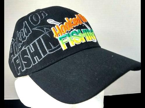 Hooked on Fishin Baseball Cap
