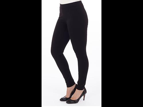 Black DKR & Co. Ponte Pants