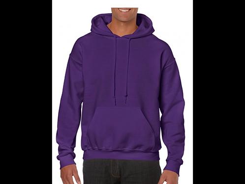 Purple Heavyweight Hoodie
