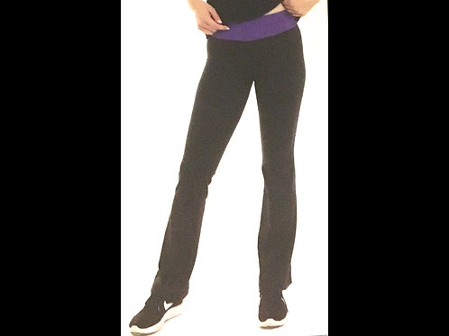 Ladies Long Yoga Pants