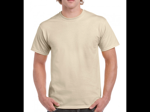 Sand Gildan T-Shirt