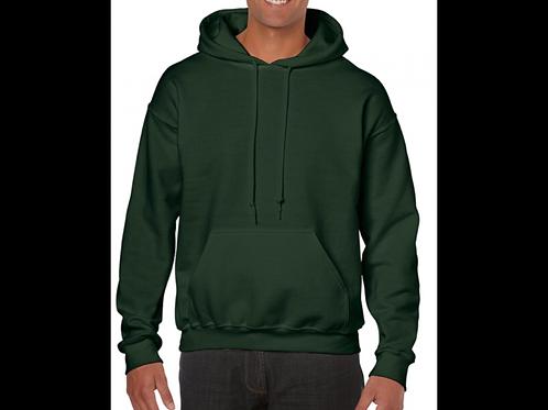 Forest Green Heavyweight Hoodie