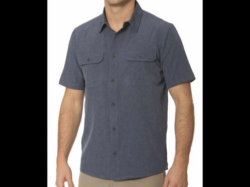 Men's Travel Series Button-Down Shirt