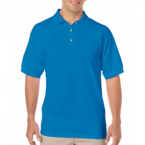 Gildan Polo Short Sleeve Jersey