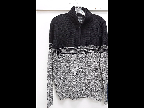 Men's 1/4 Zip Knit Sweater