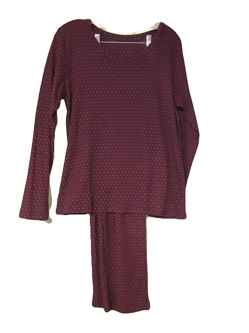 Waffle Knit PJ Set