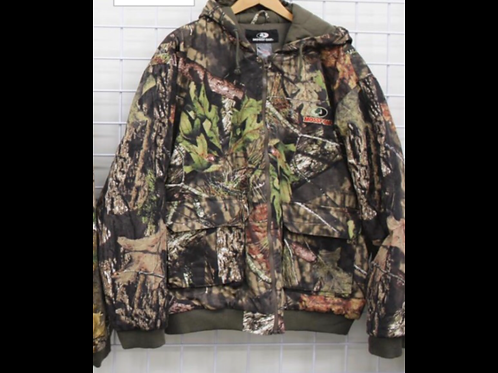 Mossy Oak Quilted Coat