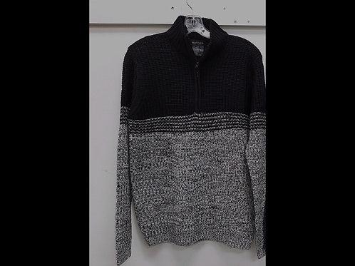 Men's 1/4 Zip Knit Sweater