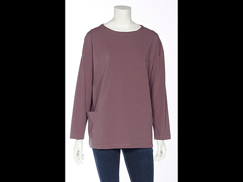 DKR Long Sleeve Tunic with Pockets