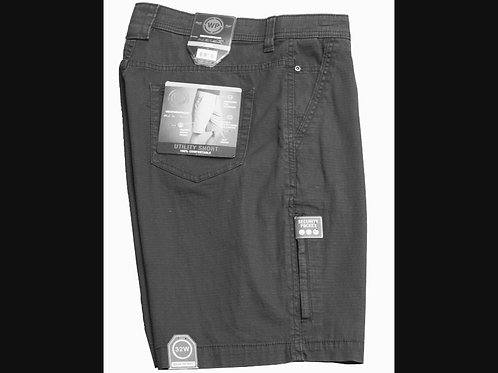 Steel Men's Utility Short with Security Pocket