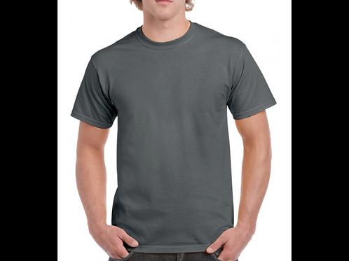 Charcoal  Gildan T-Shirt
