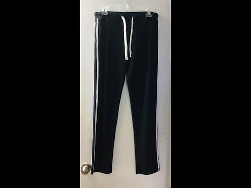 Black Oinx Track Pant