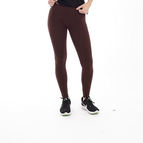 Mahogany Nylon blend – Perfect fit legging