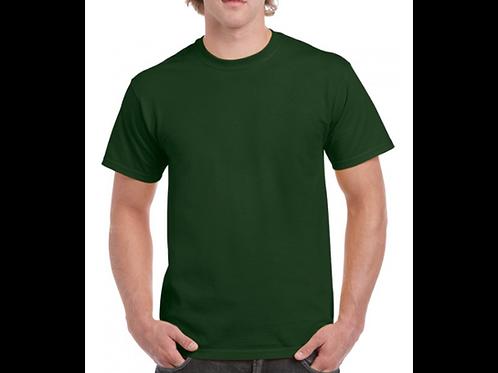 Forest green Gildan T-Shirt