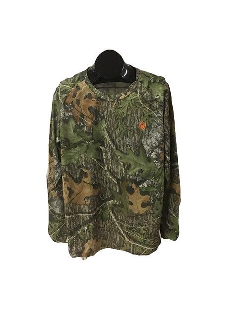 Game Winner Long Sleeve Camouflage Top