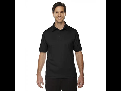 Performance Polo with Back Pocket