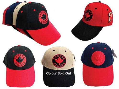 Canada 2 Tone Baseball Cap
