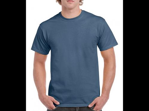 Indigo Blue Gildan T-Shirt