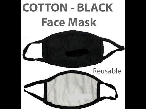 Reusable/ Washable Cotton Face Masks