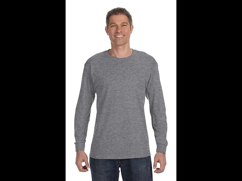 Graphite Heather Long Sleeve T-Shirt