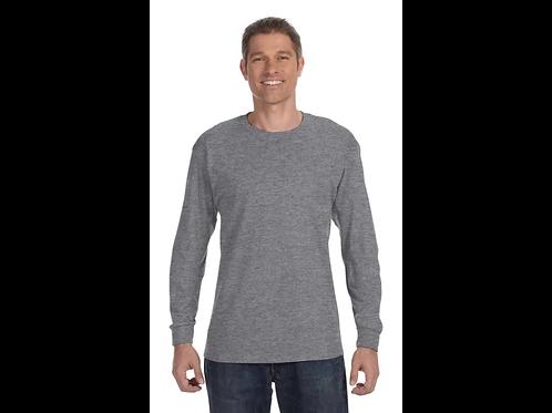 Graphite Heather Long Sleeve T-Shirt