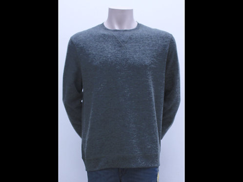 Men's Melange Crewneck Sweater