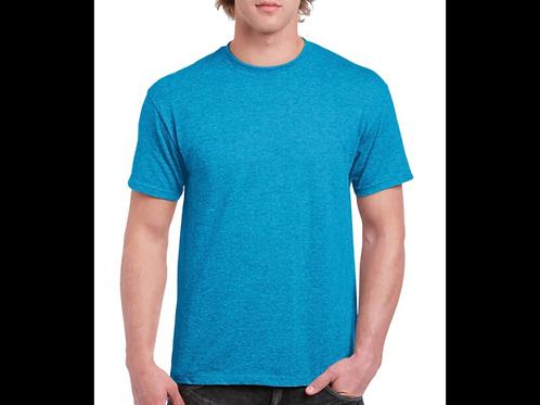 Heather Sapphire Gildan T-Shirt