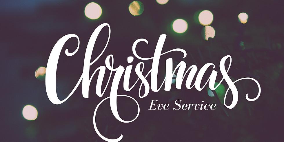 6-7pm Christmas Eve Service