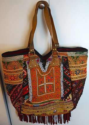 One of a Kind Handmade Handbag