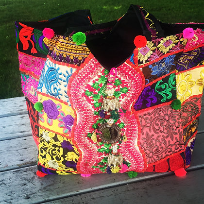 One of a Kind - Tote Made in India