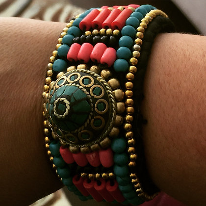 Handmade Bangle from Tibet
