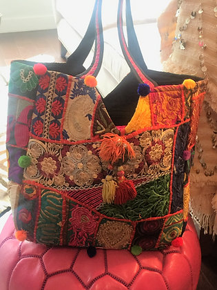 One of a Kind- Tote from India