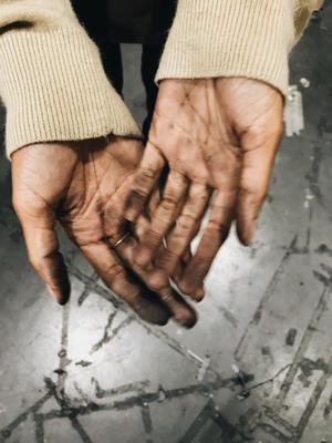 Hands Of An Artist