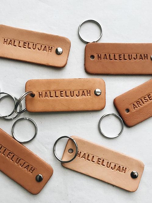Hallelujah | Keychain