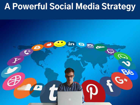 How To Develop A Powerful Social Media Strategy