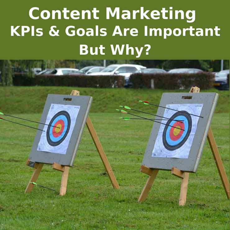 Content Marketing Goals and KPIs Are Important.  But Why?