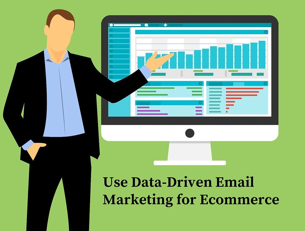 Data Driven Email Marketing for Ecommerce