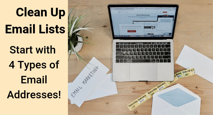 How to Clean Up Email Lists