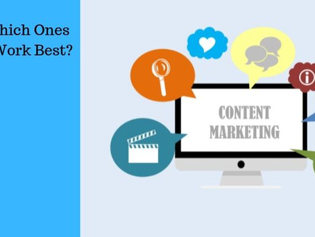 Content Formats: Which Ones Work Best?