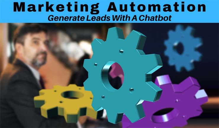 Lead Generation marketing via chatbots