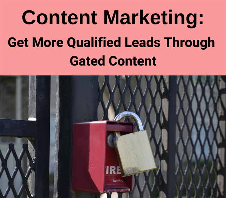 Content Marketing:  Lead Generation Through Gated Content