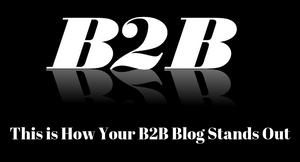 B2B Blog