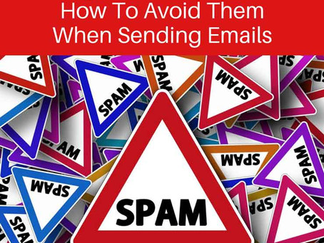 Spam Filters: How To Avoid Them When Sending Emails