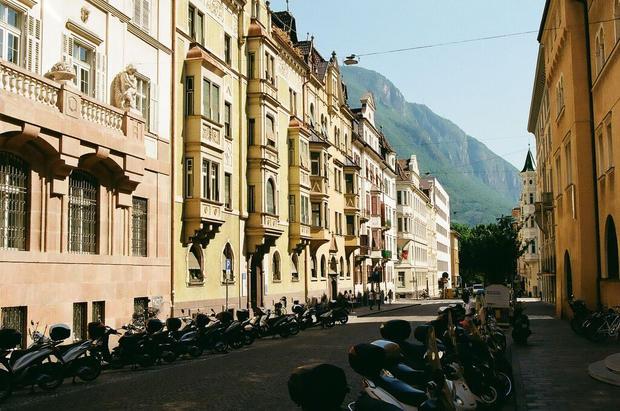 Bolzano Streetscape II