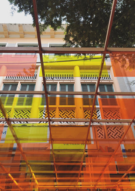Book Street, Ho Chi Minh City