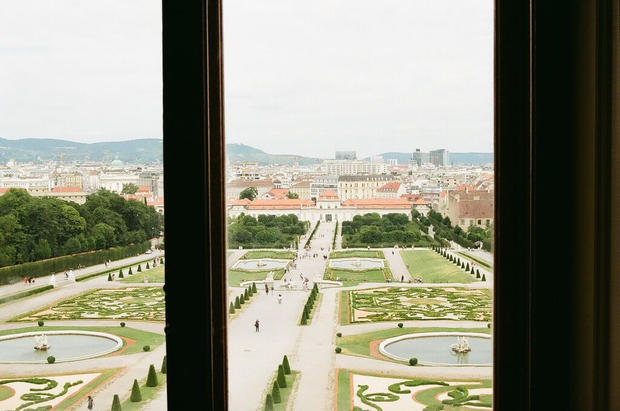 Views From Schonbrunn