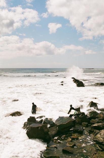 Newport Surfers