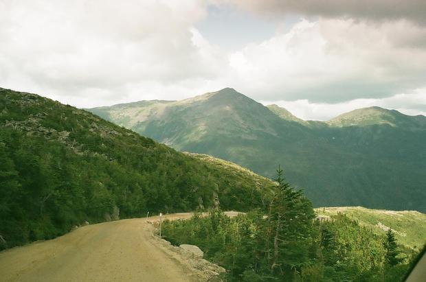 Mt.Washington Down