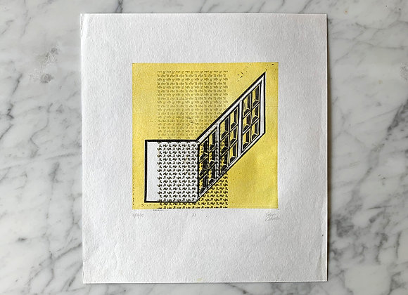 Original Art | Relief Block Print