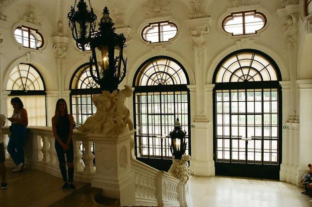 Schonbrunn Entry